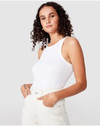 Cotton On - The Turn Back Tank