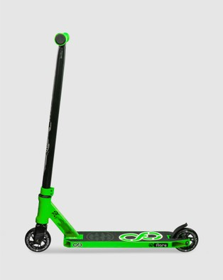 Crazy Skates Flare Stunt Trick Scooter - All toys (Green)