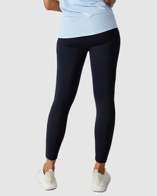 Cotton On Body Active Maternity Core 7 8 Tights - 7/8 Tights (Core Navy)