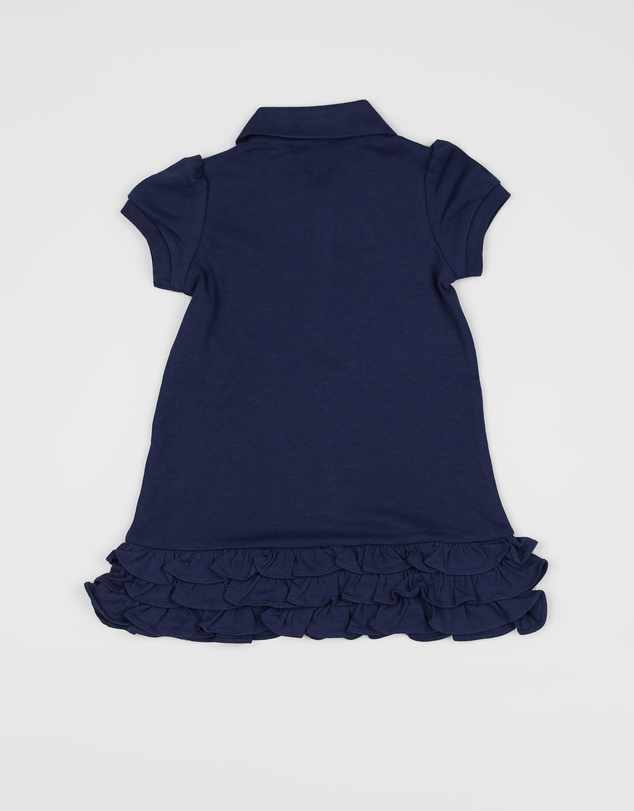Polo Ralph Lauren - Stretch Mesh Polo Dress - Babies