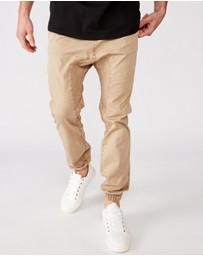 Cotton On - Drake Cuffed Pants