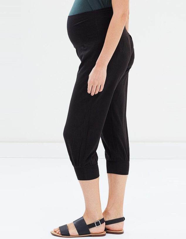 Women Summer Slouch Pants