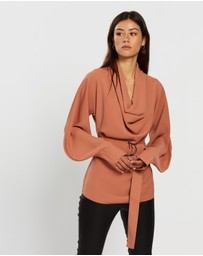 CAMILLA AND MARC - Piper Cowl Top