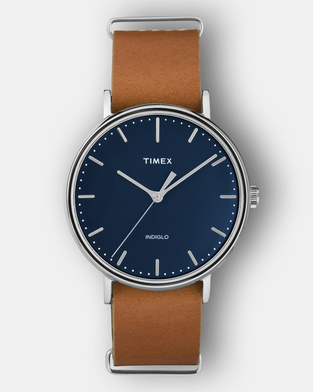 1f55981f3 Fairfield Weekender Watch by TIMEX Online | THE ICONIC | Australia