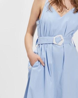 bul Agnes Dress - Dresses (Light Blue)