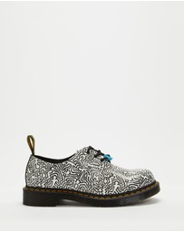 Dr Martens - 1461 Keith Haring 3 Eye Shoe - Unisex