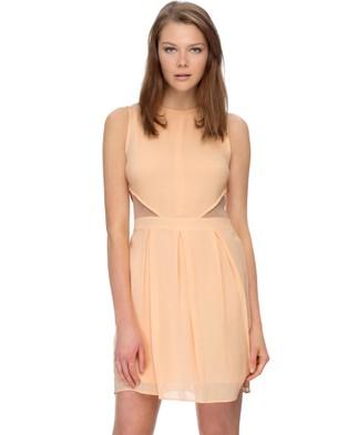 LIFEwithBIRD – Infinity Dress Peachy