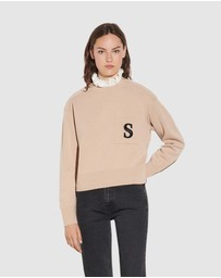 Sandro - Lucille Sweater
