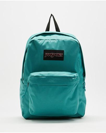 Jansport Superbreak Plus Backpack Classic Teal