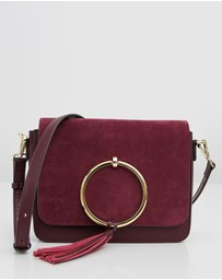 Belle & Bloom - Sailor City Leather Handbag