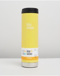 Klean Kanteen - TKWide Vacuum Insulated 20oz with Cafe Cap