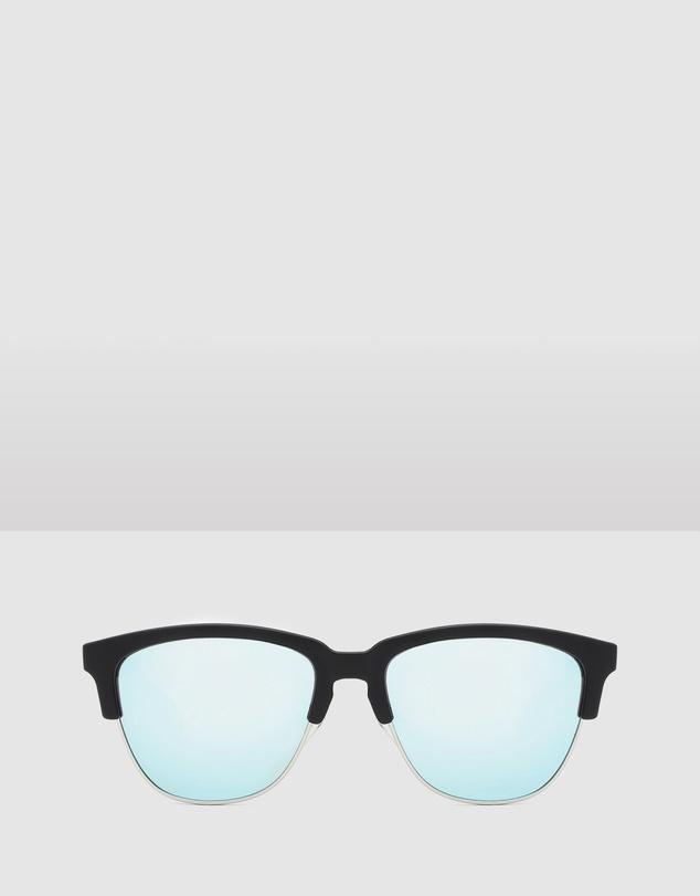 Women Carbon Black Clear Blue CLASSIC
