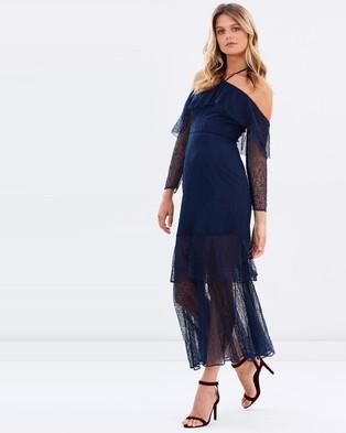 Keepsake the Label – Wide Awake Dress – Dresses (Royal Navy)