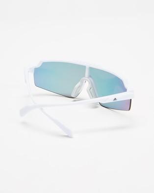 adidas Performance - SP0028 Sunglasses (White)