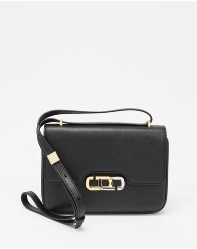 The Marc Jacobs J Link Shoulder Bag Black