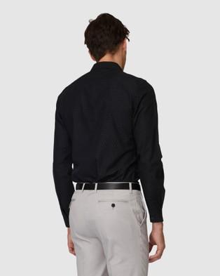 Jack London Cavern Shirt - Casual shirts (Black)