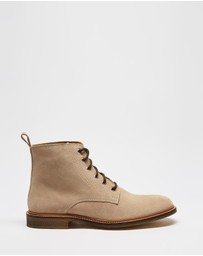 Double Oak Mills - Harry Suede Boots