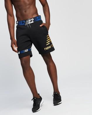 New Balance Kl2 Shorts - Shorts (Black)