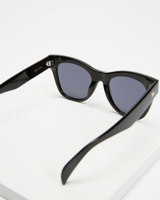 RIXX Eyewear Willow - Sunglasses (Black)