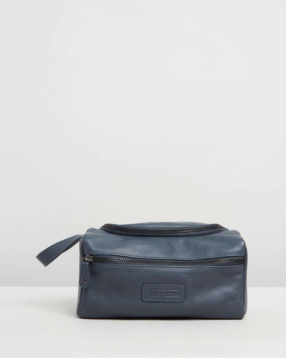 Stitch & Hide Jett Toiletry Bag Travel and Luggage Deep Sea