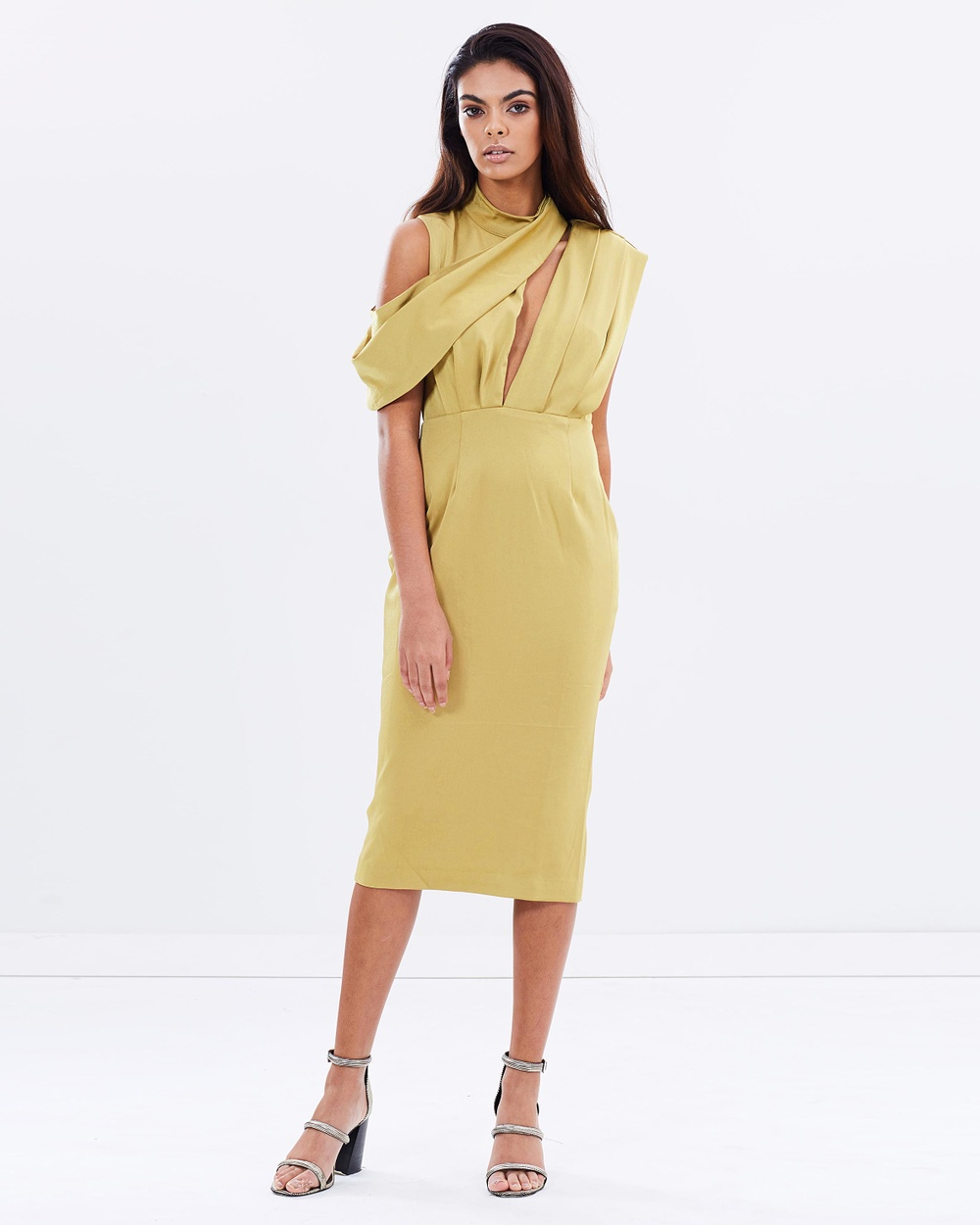 Asilio House of the Rising Sun Dress Dresses Olive House of the Rising Sun Dress