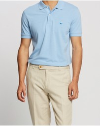 BROOKS BROTHERS - Slim Fit Stretch Supima® Cotton Performance Polo Shirt