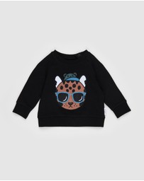 Huxbaby - Cool Ocelot Sweatshirt - Kids