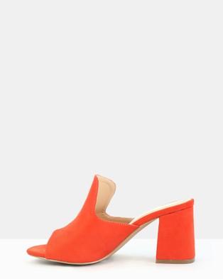 Los Cabos Lorde - Sandals (Orange)
