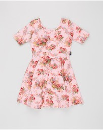 Rock Your Kid - Garden Party Mabel Dress - Kids