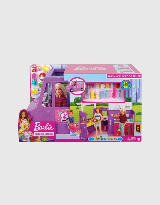 Barbie - Fresh 'n' Fun Food Truck