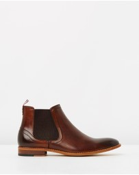 Double Oak Mills - Gordon Gusset Boots