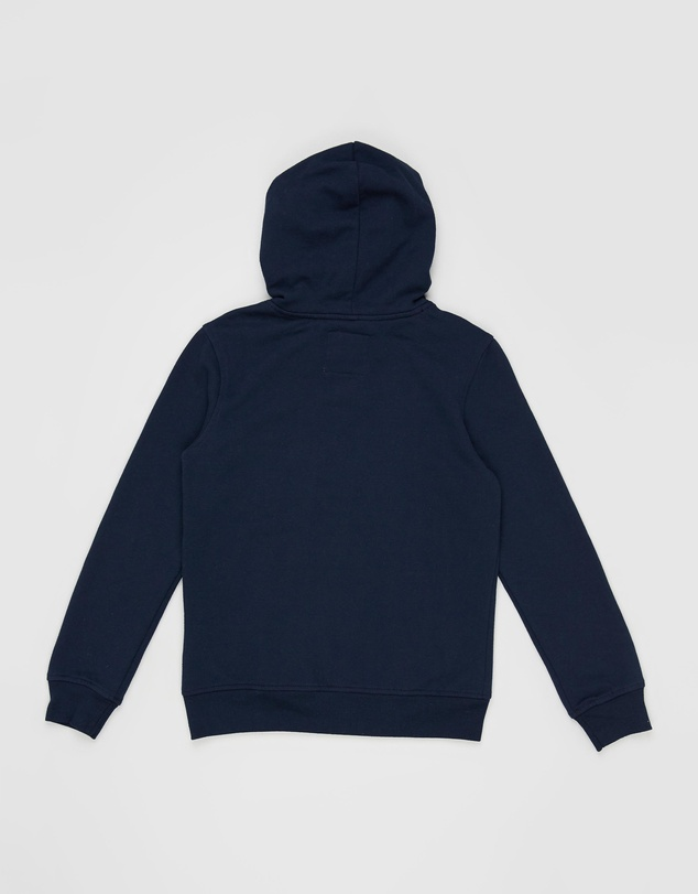 Abercrombie & Fitch - Embroidered Logo Hoodie - Teens