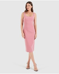 Cooper St - Ritz Body-Con Midi Dress