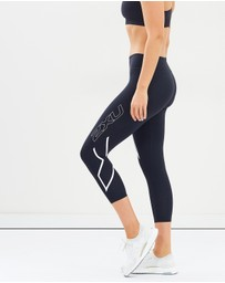 2XU - Mid-Rise Compression 7/8 Tights