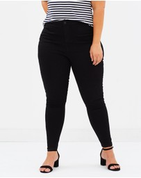 Atmos&Here Curvy - Janie Skin Tight Jeggings
