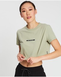 Doyoueven - LYM Cropped Tee