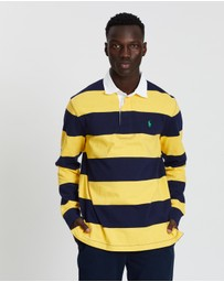 Polo Ralph Lauren - Long Sleeve Striped Rugby Shirt