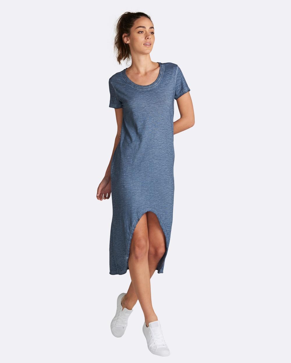 jac + mooki Maisie Dress Dresses Blue Maisie Dress