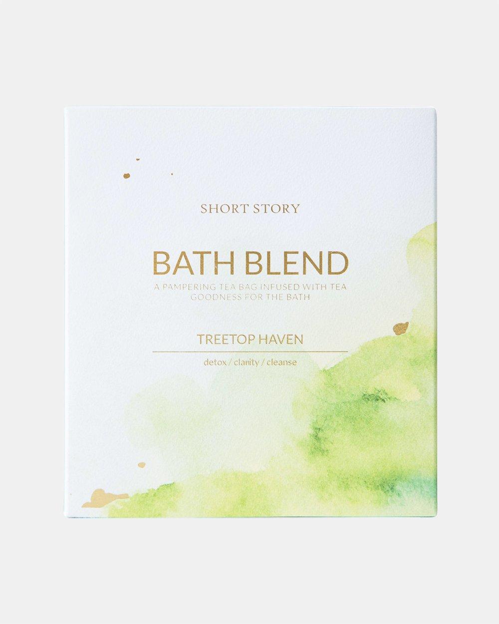 the bath short story