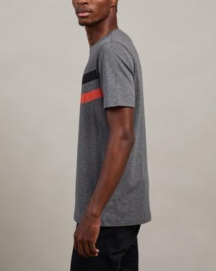BOSS Tee - T-Shirts & Singlets (Medium Grey)