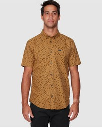RVCA - Thatll Do Print Short Sleeve Shirt