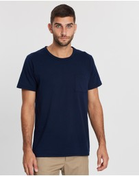Academy Brand - Garment Dyed SS Crew Tee