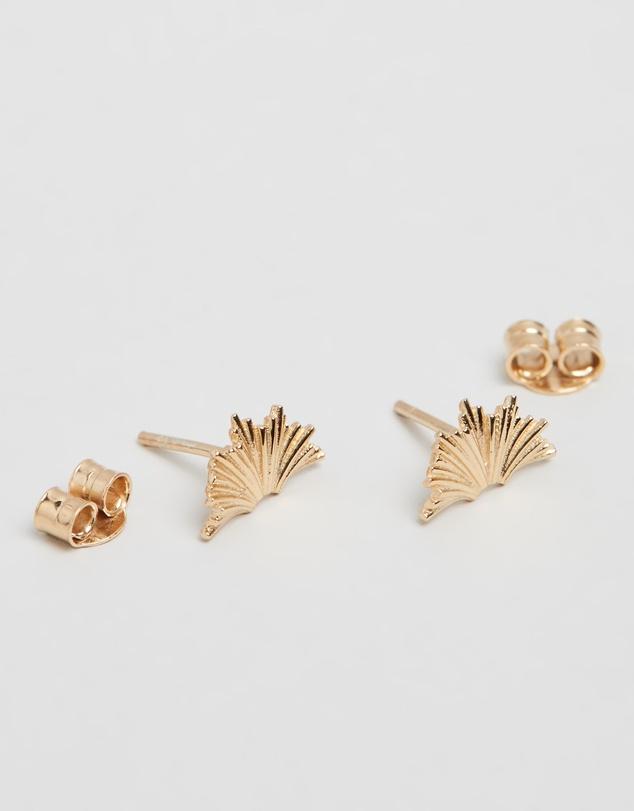 Women Vita Stud Earrings - Small