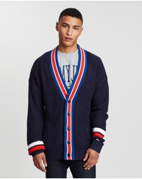 Tommy Jeans - Tipped Cardigan