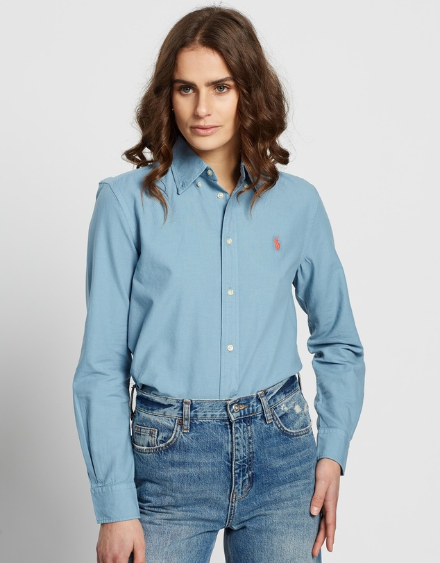 Polo Ralph Lauren - LS Relaxed Button-Down Shirt