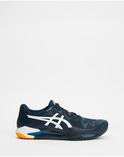ASICS - GEL-Resolution 8 (Hardcourt) - Men's