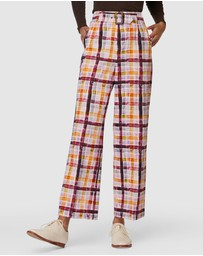 Gorman - Plaid The Part Pants