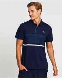 Lacoste - Tennis Chest Stripe Polo