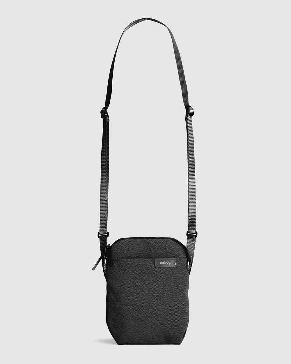 Bellroy City Pouch Bum Bags Black