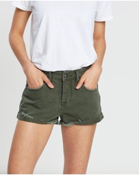 Rip Curl - Amy V2 Denim Shorts